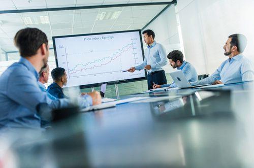 برنامج المبيعات - برنامج المبيعات والعملاء