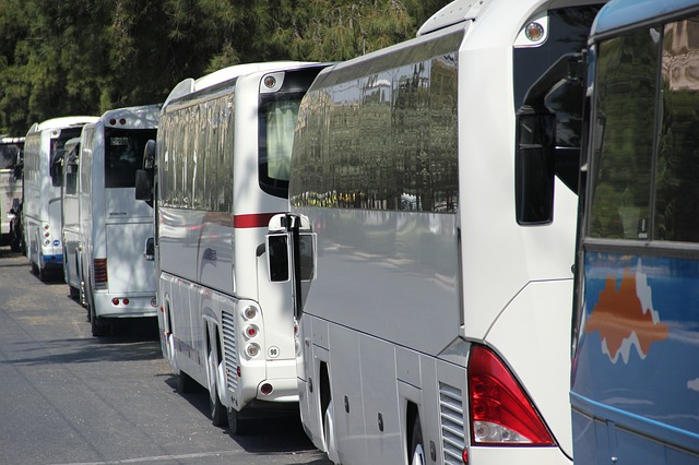 نظام إدارة الباص