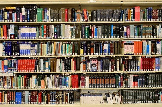 نظام إدارة المكتبة والاستعارة